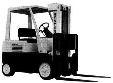 Hyster S30c Manual on