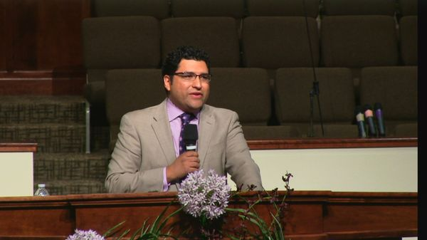 """Rev. Jacob Palma 06-03-15pm """" Being A Light in The Darkness"""" MP4"""