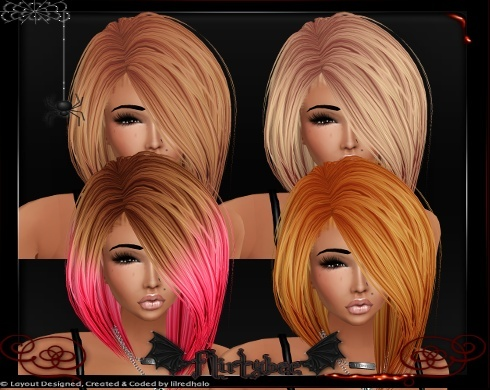 California Cali Color Hair Textures