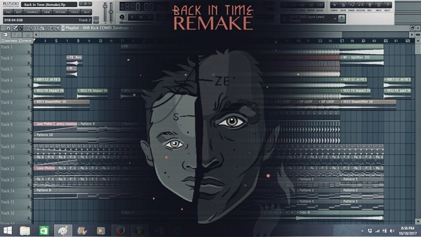 Corey James - Back In Time (Remake) [Progressive House FLP]