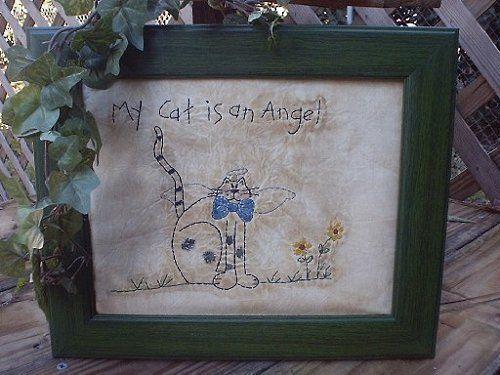 #337 My Cat Is An Angel E Pattern