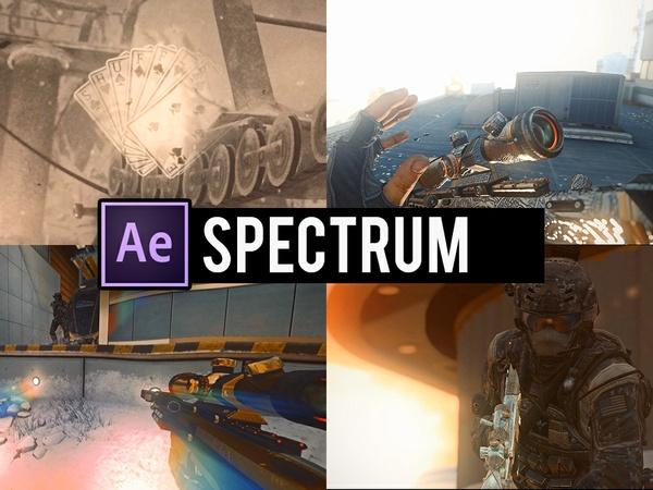 SPECTRUM PROJECT FILE