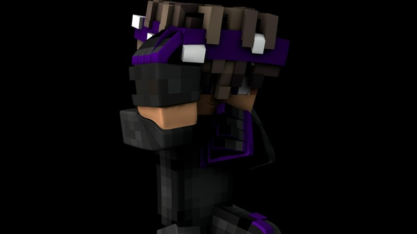 3 Minecraft Renders (C4D Only)