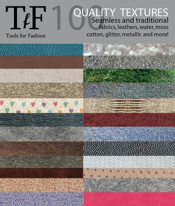 100 Quality Textures