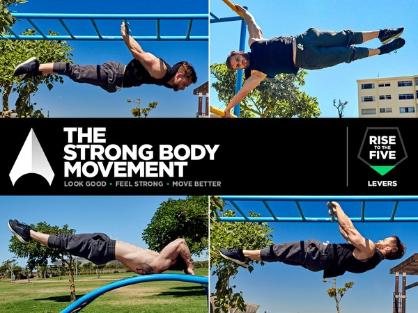 The Strong Body Movement: Rise to the Five – Levers program