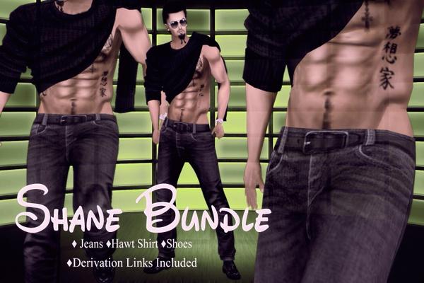 Shane Bundle *SALE* (Limited)