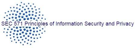 SEC 571 Midterm + Final Exam Solutions