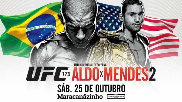 UFC 179: Aldo vs Mendes II Paid Betting Picks