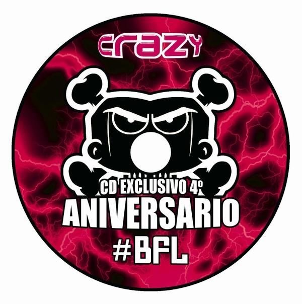 CD 4º ANNIVERSARY BFL RECORDS