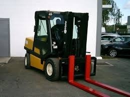 Yale (C813) GDP35-55LJ, GDP35-55MJ, GLP35-55LJ, GLP35-55MJ Forklift Service Parts Manual