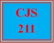 CJS 211 Week 5 Ethical Scrapbook Part II