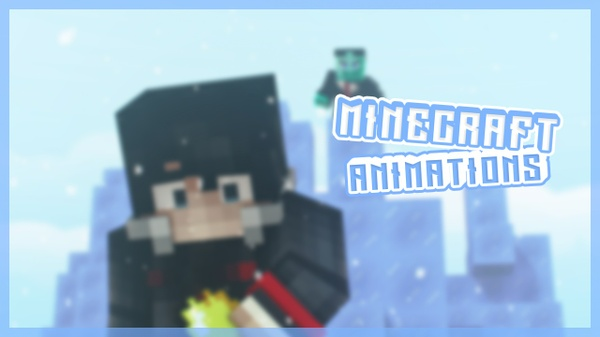 Minecraft Animation Intro | $17