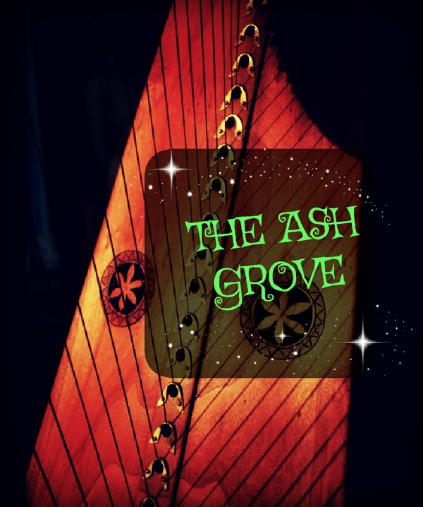 14-THE ASH GROVE FOR LEVER HARP -S34 PACK
