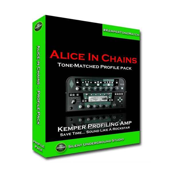 "Alice In Chains ""The AIC Pack"" (KPA)"