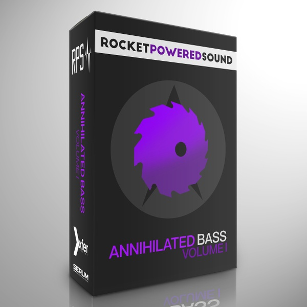 Annihilated Bass for Serum Vol 1