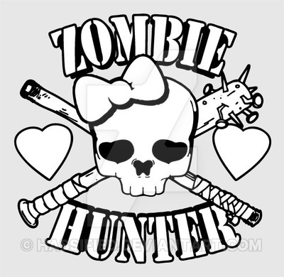 Girl Zombie Hunter