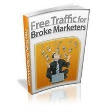 Free Traffic For Broke Marketers Ebook Self Help Guide
