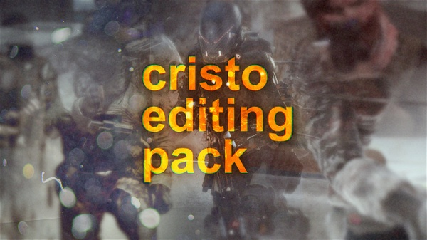 Cristo Editing Pack