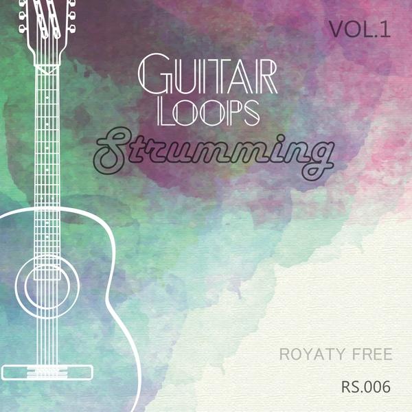 Guitar Loops Strumming Vol.1