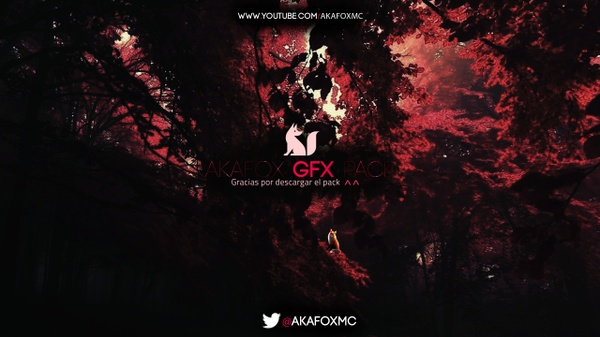 AkaFox GFX pack (Private)