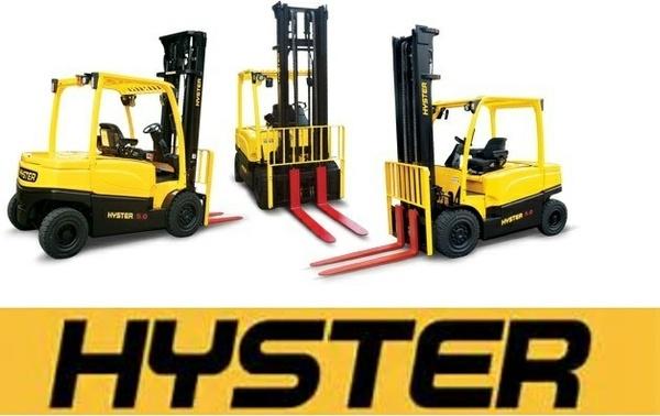 Hyster W20XTA (A453), W30XTA (A453), W40XTA (A453), W20XTR (A455), W30XTR (A455) Forklift WSM