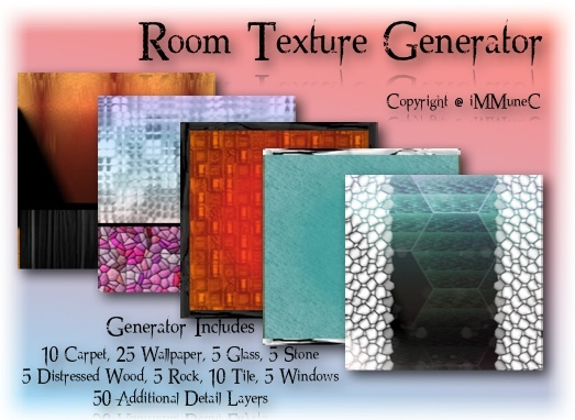 Room Texture Generator With Resell Rights