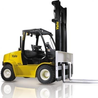 Yale Diesel/LPG Forklift Truck E878: GDP60VX, GDP70VX, GLP60VX, GLP70VX (Europe) Service Manual