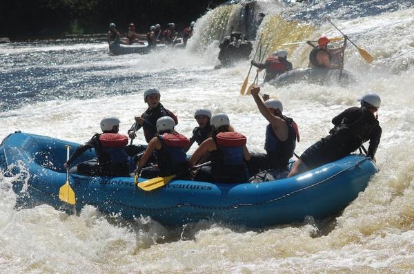 Penobscot Rafting 07/09/2017