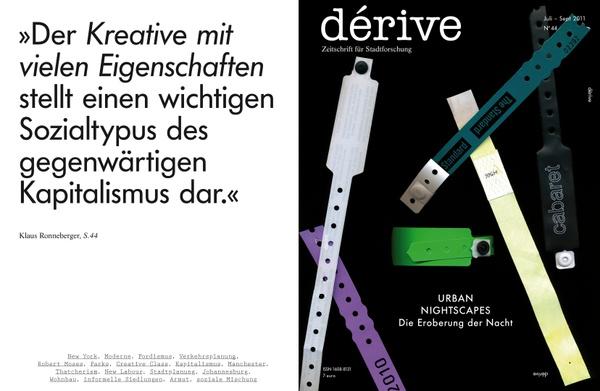 Urban Nightscapes - Die Eroberung der Nacht / Heft 44 (PDF) (3/2011)