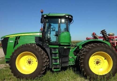 John Deere 9360R, 9410R, 9460R, 9510R, 9560R Articulated Tractors Service Repair Manual TM110719