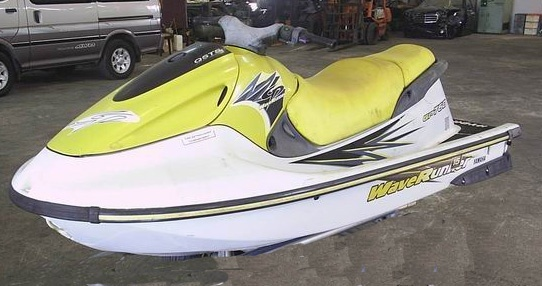 Yamaha WaveRunner GP760 GP1200 Service Repair Manual Download