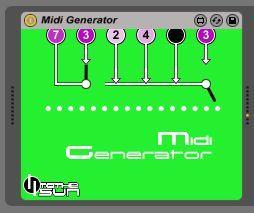 Midi Generator