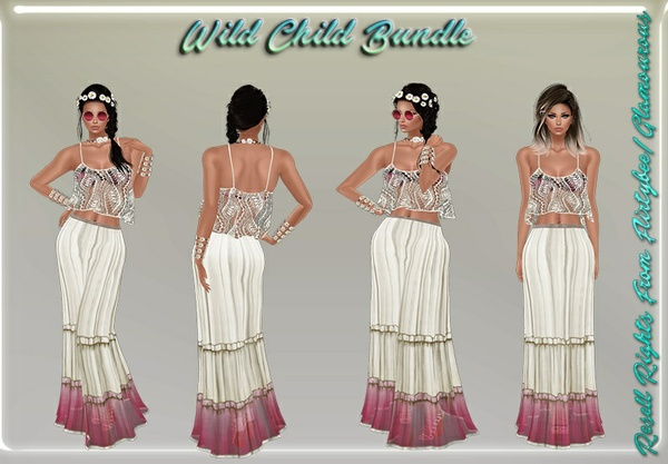 Wild Child Bundle Catty Only!!!