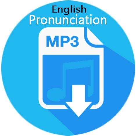 ESL - English Pronunciation Audio