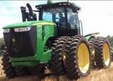 John Deere 9360R, 9410R, 9460R, 9510R, 9560R Tractors Diagnosis and Tests Service Manual (TM110619)