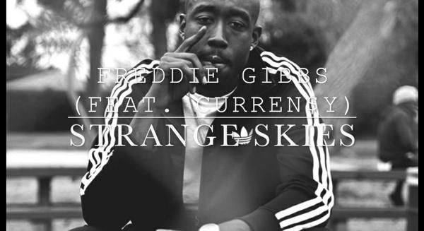 """Strange Skiez"" Freddie Gibbs x Curren$y Type Beat (Prod. BlakKat)"