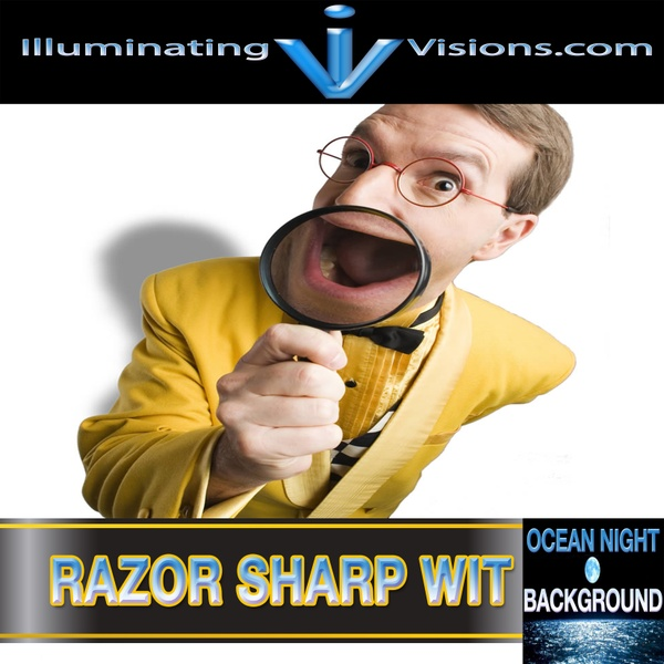 Razor Sharp Wit Subliminal Empowering MP3