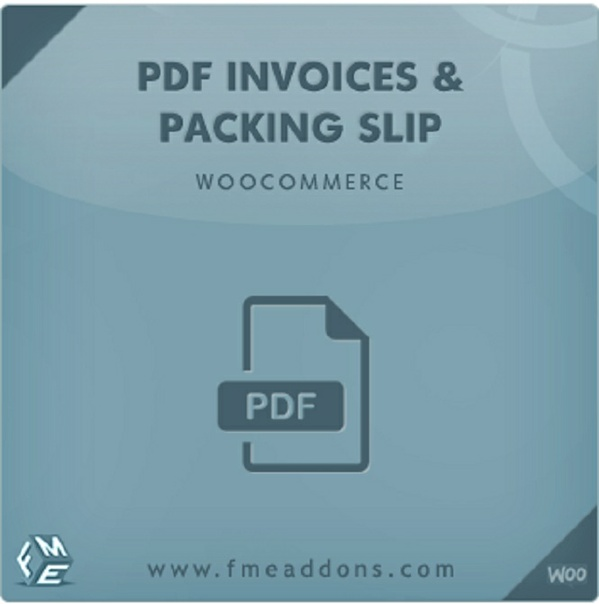 WooCommerce Custom Invoice and Packing Slip Plugin