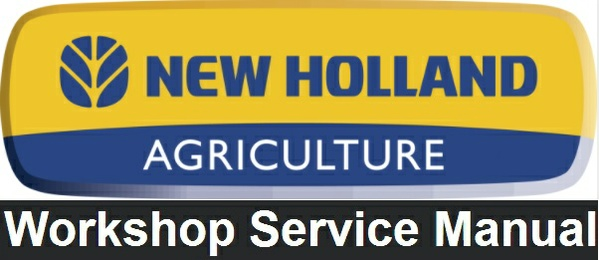 New Holland TS90 TS100 TS110 Tractors Service Repair Workshop Manual