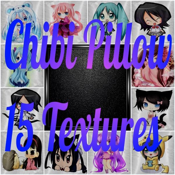 Chibi Pillow Pack