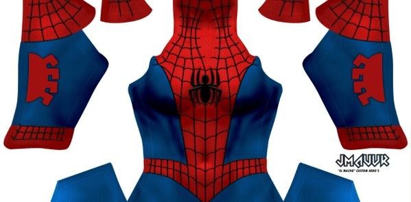 Ultimate Spider-man Disney XD (woman shade)