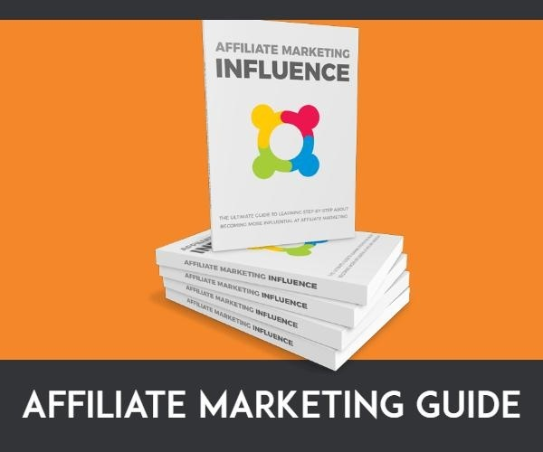 Affiliate Marketing Influence - Ebook