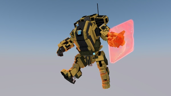 MC Scorch Rig V1.5 (Titanfall2)(#FD)