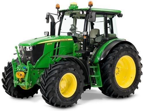 John Deere 6090MC, 6100MC, 6110MC, 6090RC, 6100RC & 6110RC Tractors Service Repair Manual (TM406619)