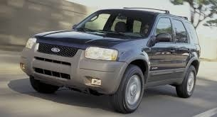 Ford Escape 2001 to 2007 Factory Service Workshop repair manual