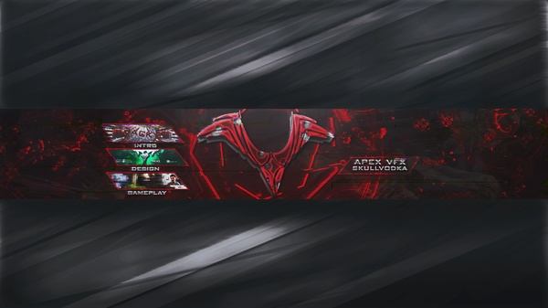 2Dl banner and logo for youtube