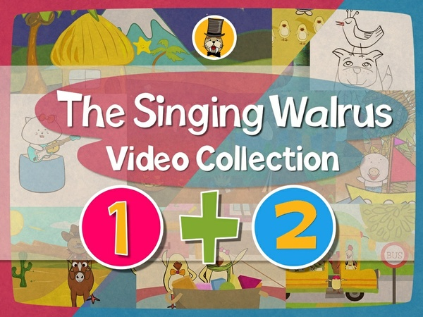Children's Video Collection Vol. 1 & 2