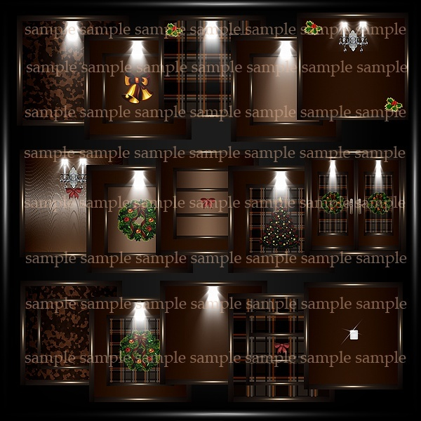 Christmas Textures Pack 6