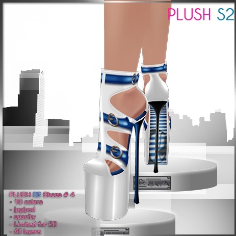 2014 Plush S2 Shoes # 4