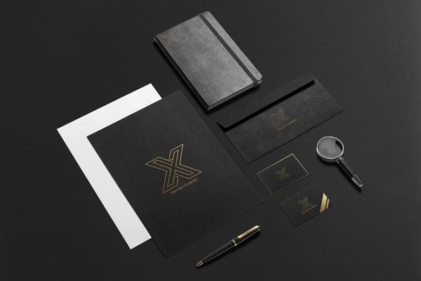 X LOGO | PREMADE LETTER X LOGO DESIGN
